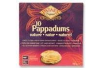 pappadum s