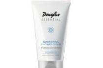 douglas essential nourishing shower cream