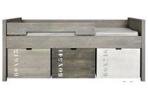 bopita basic wood compactbed
