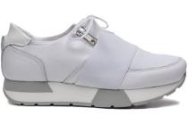 ann rocks sneaker wit
