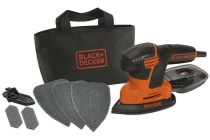 black en decker schuurmachine mouse ka 2000 qs