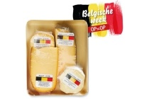 belgische kaasplankje