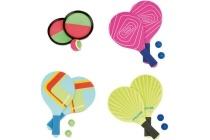 beach paddle of catch set