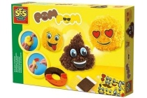 ses pompom emoticons set