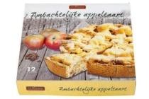 de vries ambachtelijke appeltaart