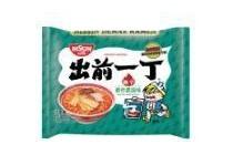 nissin instant noodles super hot tonkotsu flavor