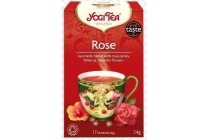 yogitea rose