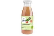 natufood aanmaakmelange guarana mate roze grapefruit