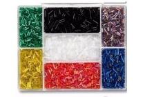 kralenmix staafjes regenboogkleuren