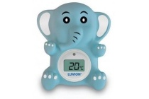 luvion bad kamerthermometer elephant