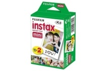 fujifilm instax mini colorfilm glossy 10x2