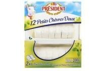 president petit chevre doux