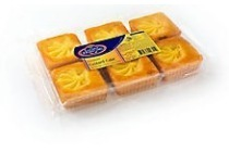gulden krakeling custard cakejes