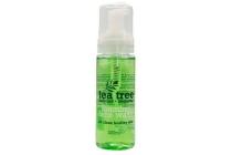 tea tree face wash schuimend