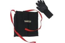 tenneker handschoenen en schort