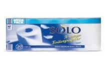 solo 3 laags toiletpapier