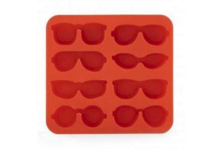 kikkerland sunglasses ijsblokjesvorm