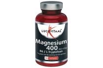magnesium 400 met vitamine b6 en l tryptofaan 120