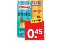 maaza sap
