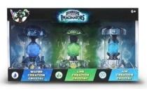 skylanders imaginators crystal 3 pack