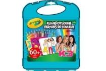 crayola tekenkoffer k3 kleurpotloden