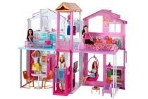 mattel barbie 3 verdiepingen stadshuis