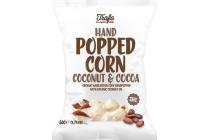 trafo handpopped corn coconut en cocoa
