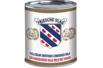 friesche vlag gecondenseerde volle melk
