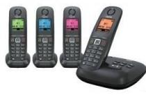 dect telefoon a540a quattro
