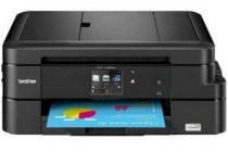 brother printer dcp j785dw