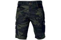 crv line cambre werkshort camouflage large
