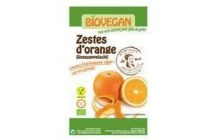 sinaasappelschillen geraspt