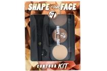 w7 shape face