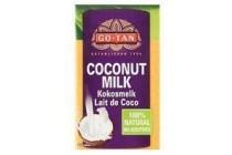 go tan biologische kokosmelk