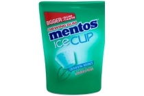 mentos ice cups