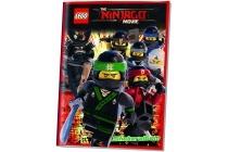 lego ninjago movie stickeralbum