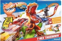 hot wheels t rex takedown speelset