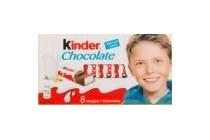 kinderchocolade