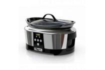 crockpot slow cooker next gen 5 7l cr605