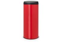 brabantia flipbin 30 liter passion red