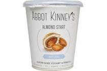 abbot kinney s almondstart