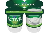 activia milde yoghurt
