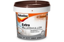 alabastine allesvuller extra hout