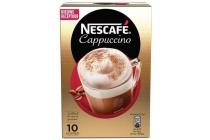 nescafe cappuccino