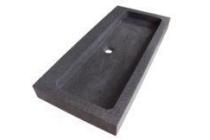 saniclass grey stone meubelwastafel