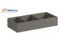 sphinx serie 420 new lade indeling klein h