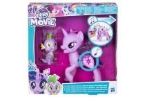 my little pony movie twilight sparkle en spike