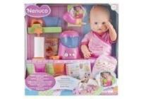 nenuco babypop met maaltijdset