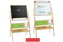 houten leerbord