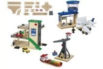 uitbreiding voor houten auto en treinbaan